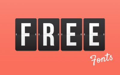 7 freebie fonts for superior designs